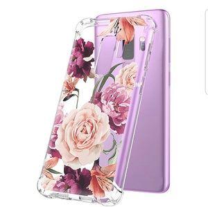 Samsung S9 Plus Floral Phone Case